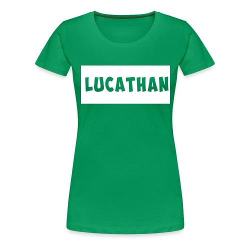 GOED_2-png - Vrouwen Premium T-shirt