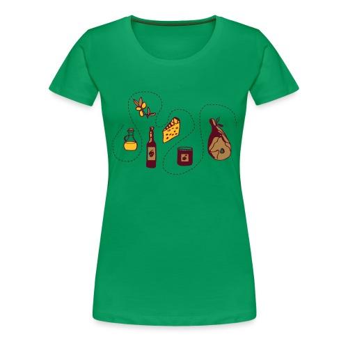 cubotto-shirt - Vrouwen Premium T-shirt