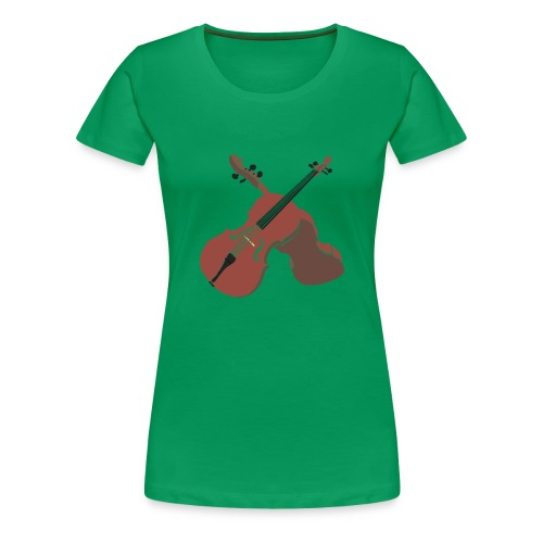 Cello - Women's Premium T-Shirt