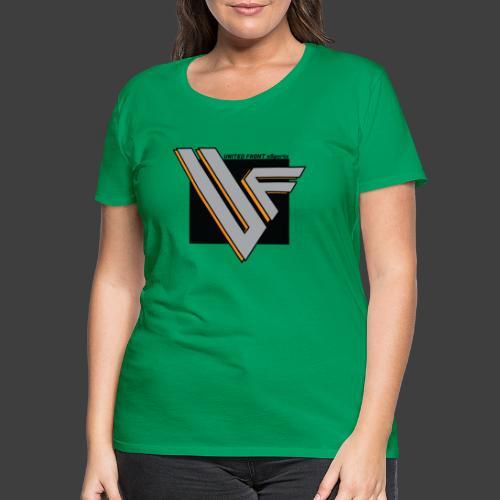 United Front - Naisten premium t-paita