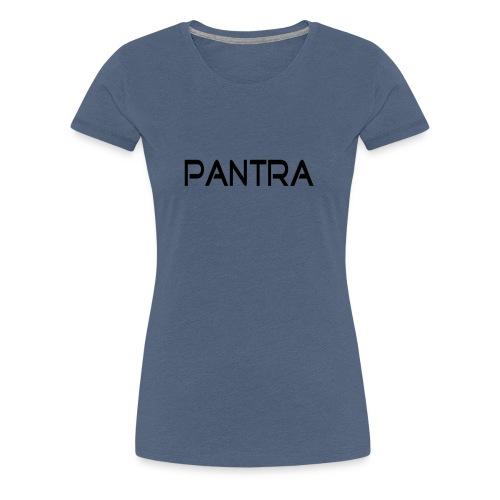 Pantra - Vrouwen Premium T-shirt