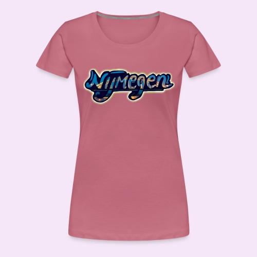 Nijmegen brug - Vrouwen Premium T-shirt