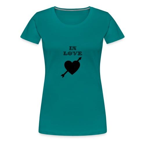 I'm In Love - Maglietta Premium da donna