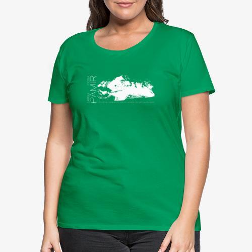 Pamir expedition white - Women's Premium T-Shirt
