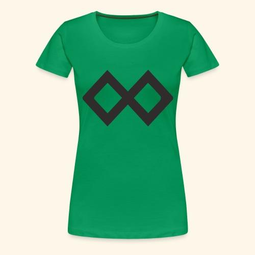 TenX Logo - Frauen Premium T-Shirt