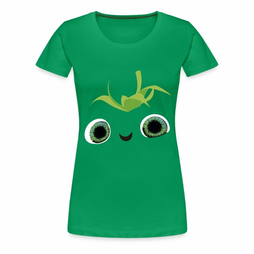 fresa tierna - Camiseta premium mujer