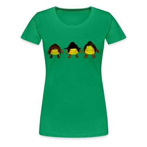 Le Suore Limone - Maglietta Premium da donna
