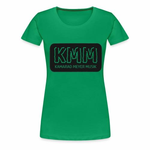 Logo Kamarad Meyer Musik - Frauen Premium T-Shirt