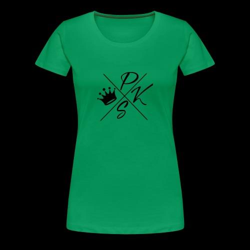 Pks Krone - Frauen Premium T-Shirt