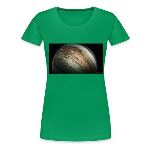 JupiterDolphin - Frauen Premium T-Shirt