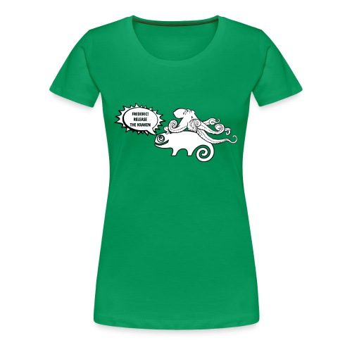 Beta7 - Frauen Premium T-Shirt