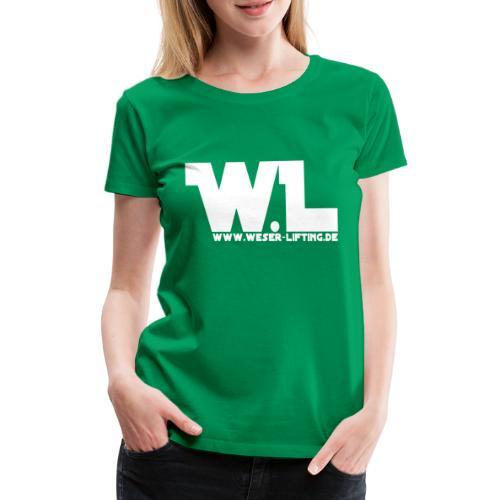 WeserLifting - Frauen Premium T-Shirt