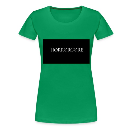 Horrorcore - Frauen Premium T-Shirt
