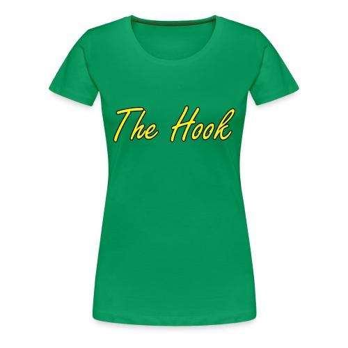 The Hook Logo - Premium-T-shirt dam