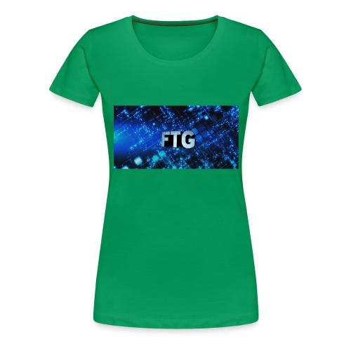Futurtechno merch - Women's Premium T-Shirt