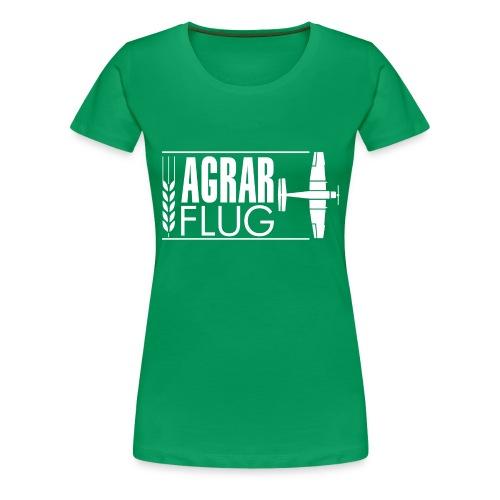 AGRARFLUG - Frauen Premium T-Shirt