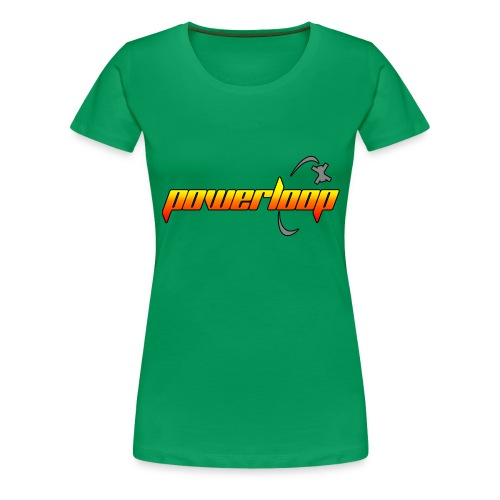 Powerloop - Women's Premium T-Shirt