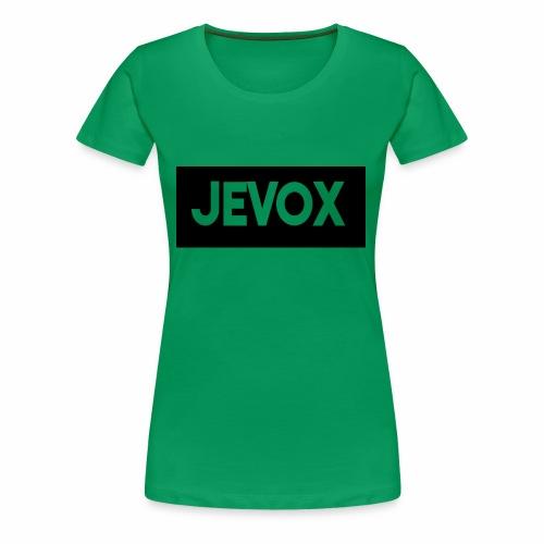 Jevox Black - Vrouwen Premium T-shirt