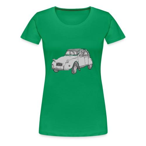 Ma Deuch est fantastique - T-shirt Premium Femme