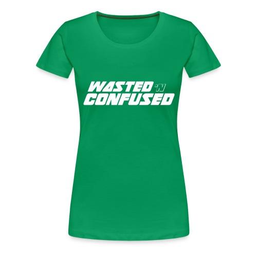 WNC OFFICIAL MERCHANDISE - Vrouwen Premium T-shirt