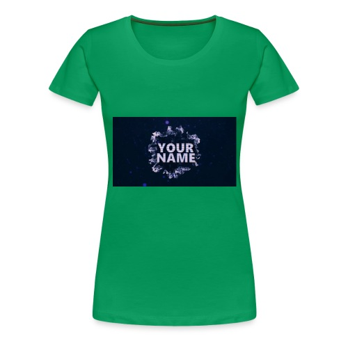 BRAYAN - Premium-T-shirt dam