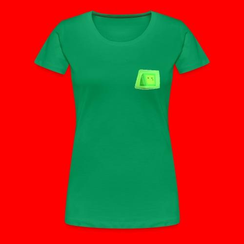 Squishy! - Women's Premium T-Shirt