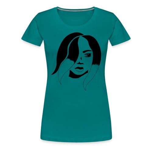 Simplicity - Women's Premium T-Shirt