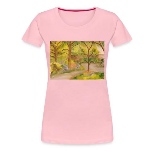 pat 1 - Women's Premium T-Shirt
