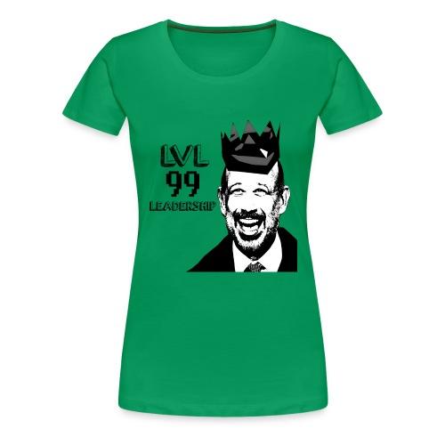 LVL 99 - Women's Premium T-Shirt