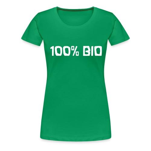 100 BIO - Frauen Premium T-Shirt