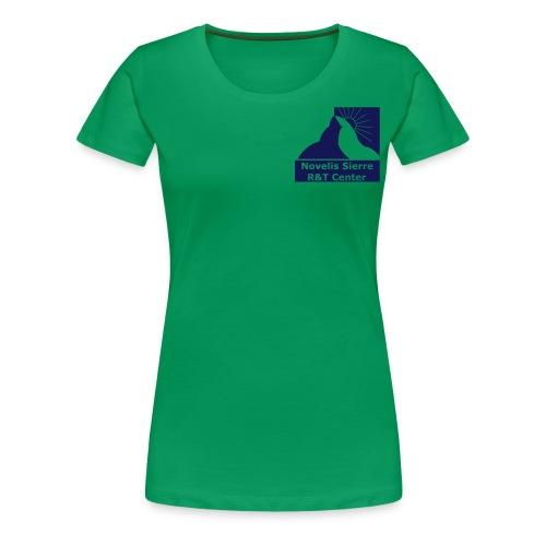 NICS_t4_tot_black_only_re - T-shirt Premium Femme
