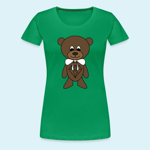 GFbyS Teddy - Frauen Premium T-Shirt