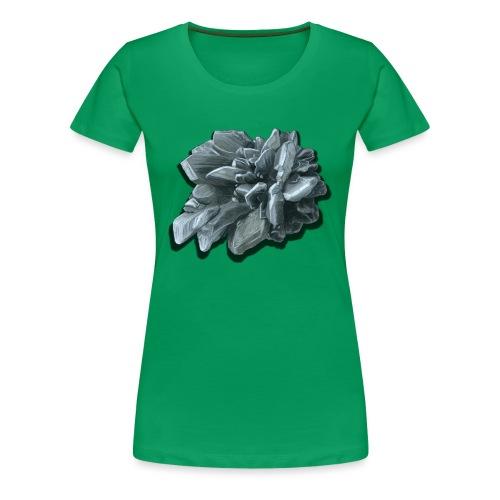 Gipsrose - Frauen Premium T-Shirt