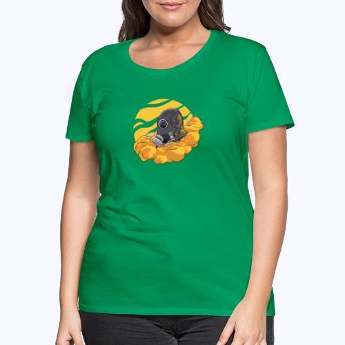RainbowSixSiege: Smoke - T-shirt Premium Femme