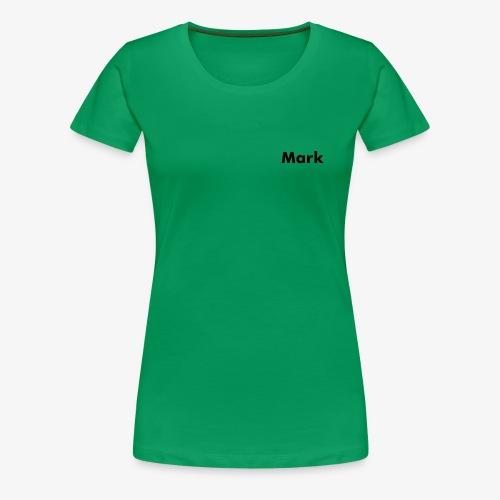 Mark Logo - Frauen Premium T-Shirt