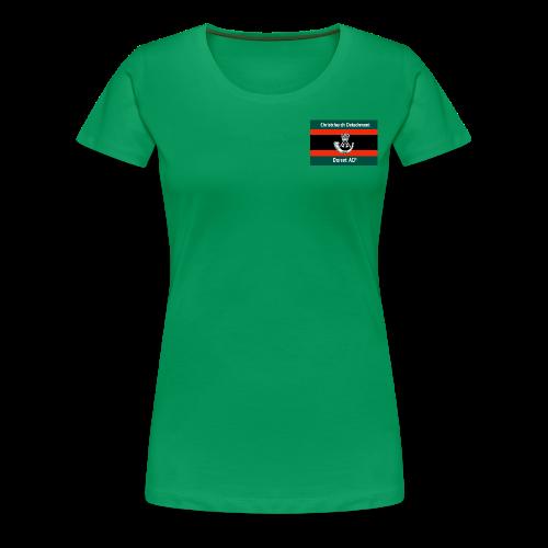 Christchurch Detachment / Dorset ACF - Women's Premium T-Shirt