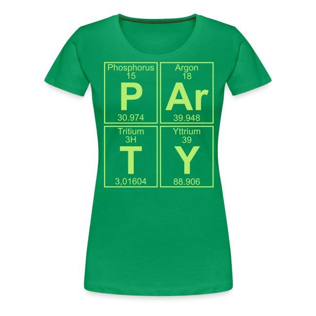 P-Ar-T-Y (party)