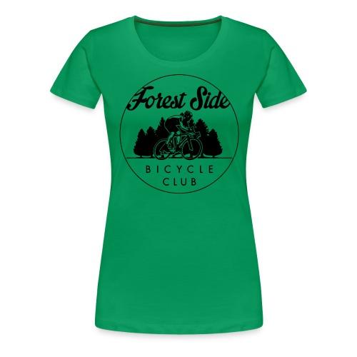 FSBC5 outline - Women's Premium T-Shirt
