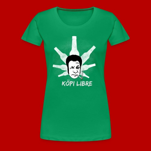 Jorge Edition - Frauen Premium T-Shirt