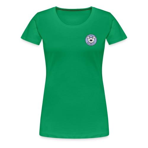 logointerlaced png - Frauen Premium T-Shirt