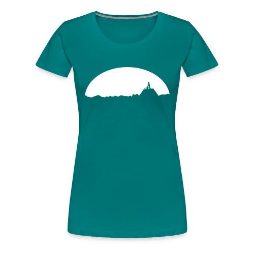 Skyline - Frauen Premium T-Shirt