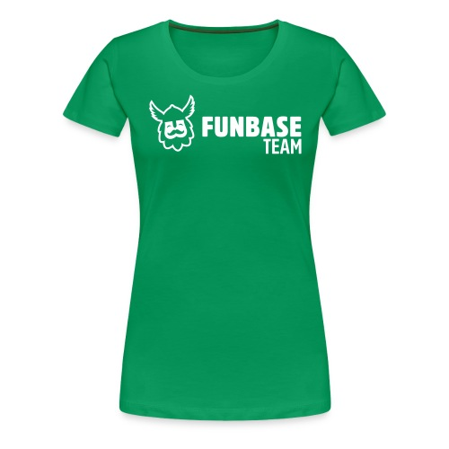 Funbase Video Game Master - Women's Premium T-Shirt