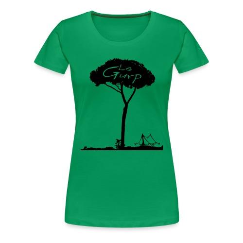 pinie2017ai2 - Frauen Premium T-Shirt