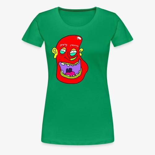 David - Premium-T-shirt dam
