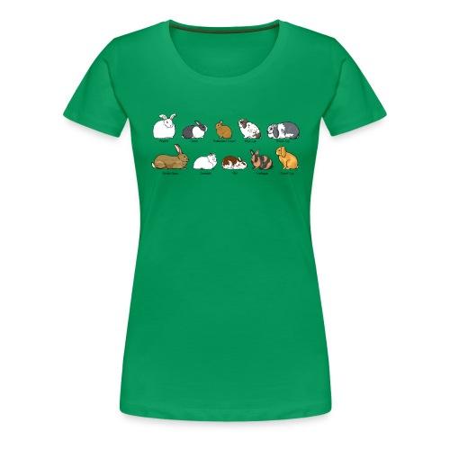 Rabbit s - Women's Premium T-Shirt