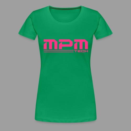 LOGO MPM (1) - Maglietta Premium da donna