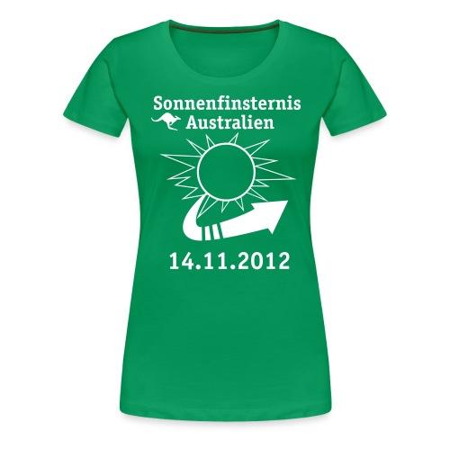 rz tshirt 14112012 - Frauen Premium T-Shirt