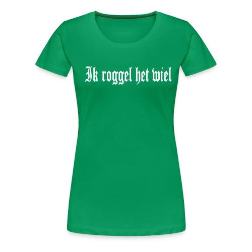 roggel - Vrouwen Premium T-shirt