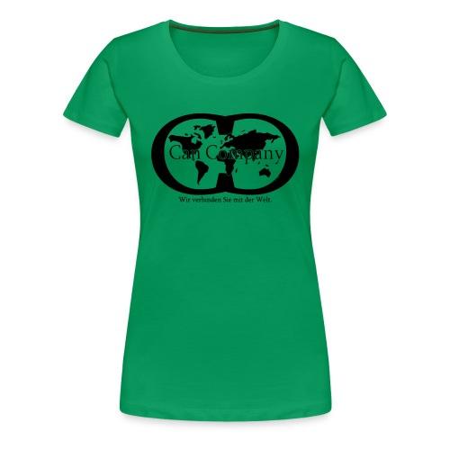 CC - Frauen Premium T-Shirt