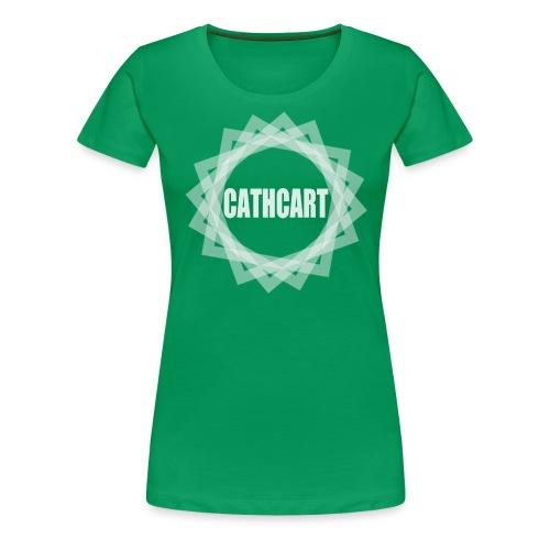 Cathcart Circle - Women's Premium T-Shirt